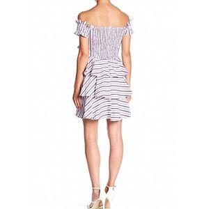 Lucy Paris Dresses - Lucy Paris Off-the-Shoulder Gemma Dress (S)